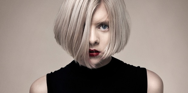Aurora, one of the performers on next year's Laneway line-up.