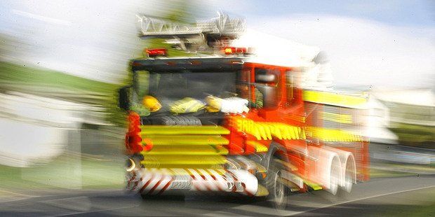 Fire services are attending a house fire in the West Auckland suburb of Kelston. Photo / File