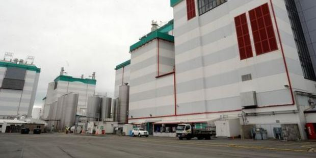 File photo of the Edendale plant.