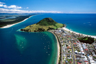 Mount Maunganui/Papamoa sales volumes in August were up 12pc on the previous month. Photo / Getty