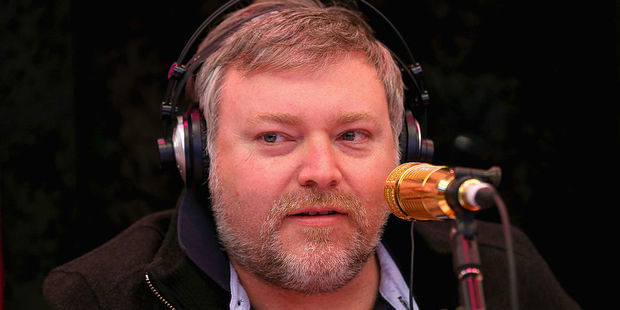 Kyle Sandilands got angry when psychic Georgina Walker would not tell him what age he will die. Photo / Getty Images