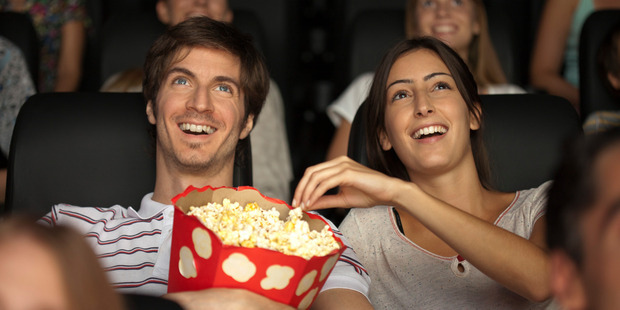 Will popcorn still be an approved movie snack? Chocolate truffles and fruit slices are among the foods encouraging noise-free eating. Photo / Getty Images