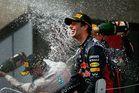 Daniel Ricciardo. Photo / Getty