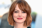 Actress Emma Stone attends the Opening Ceremony and 'Birdman' premiere during the 71st Venice Film Festival . Photo / Getty