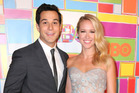 Actor Skylar Astin and actress Anna Camp got married over the weekend. Photo / Getty Images