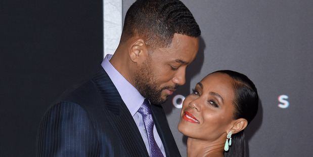 She also claimed to know secrets about Will Smith's first wife and Jada Pinkett Smith's sexuality. Photo / Getty Images.