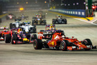 Start during the Formula One Grand Prix of Singapore. Photo / Getty Images