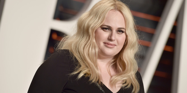 Actress Rebel Wilson attends the 2016 Vanity Fair Oscar Party. Photo / Getty