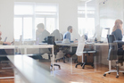 Research has found working in open-plan offices or