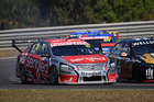 Rick Kelly drives the #15 Nissan Motorsport Nissan Altima during Darwin Triple Crown. Photo / Getty Images