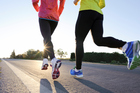 Ultimately, either running or walking is going to be good for your health. Photo / Getty Images