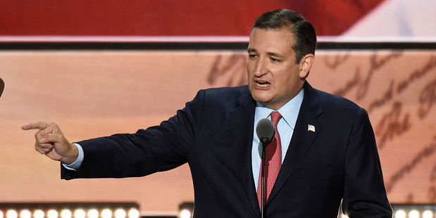 Ted Cruz. Photo / Getty