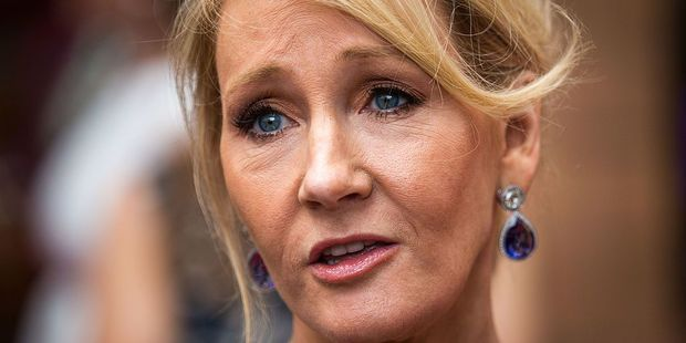 It's been a hardluck summer for JK Rowling. Photo / Getty Images