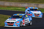 Scott McLaughlin during the V8 Supercars Sydney SuperSprint. Photo / Getty Images