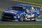 Fabian Coulthard at the V8 Supercars Sandown 500. Photo / Getty Images