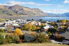 Wanaka's resident population rose 28.4pc between the censuses of 2006 and 2013. Photo / Getty Images