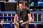 Bruce Springsteen will play shows in Christchurch and Auckland this coming February.