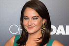 Shailene Woodley revealed her parents made her and her brother hug for hours in the front yard if they fought. Photo / AP