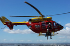 The Auckland Westpac Rescue Helicopter. PHOTO / FILE