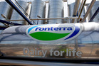 Fonterra made a deal with the farmers, agreeing to buy their milk under a