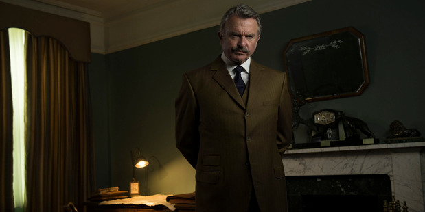 Kiwi Sam Neill stars in And Then There Were None.