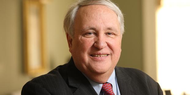 Professor Alan Beckenstein, Darden School of Business.