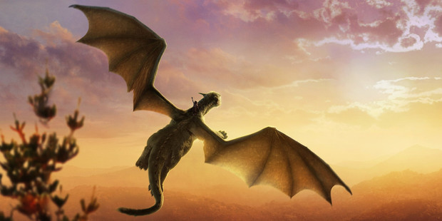 Loading A scene from the Disney movie Pete's Dragon. Photo / Walt Disney Studios