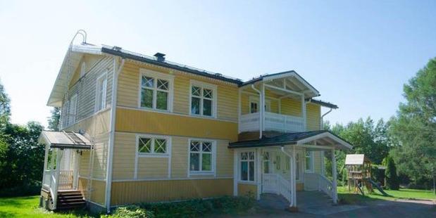 A property in Helsinki.