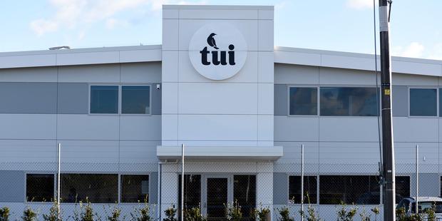 The Tui building on Truman Lane is expanding. PHOTO/GEORGE NOVAK