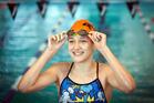 TOP CLASS: Papamoa Swimming Club's champion young swimmer  Zyleika Pratt-Smith. PHOTO/ANDREW WARNER 100916aw14BOP