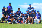 LOTS OF FUN: Tauranga baseball kids just love the sport. Photo/Supplied