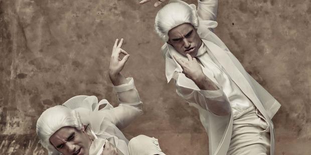 Dancer/choreographer Ross McCormack will star in Amadeus.