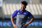 All Blacks loose forward Ardie Savea. Photo / Brett Phibbs