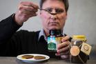 Richard Duncan, managing director of Middle Earth Honey. Photo / Jason Oxenham