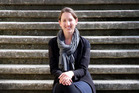 CHANGE IS COMING: Sarah Williams, coordinator of Artist Open Studios Whanganui. PHOTO/STUART MUNRO