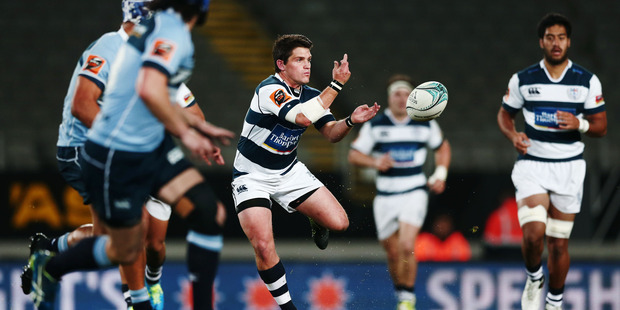 Simon Hickey of Auckland while playing for Auckland against Northland. Photo / photosport.nz