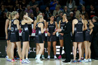 Why do the Silver Ferns never get caught up in stripper scandals? Photo / David Rowland/www.photosport.nz