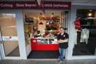 Mount Maunganui retail space is tighter than ever. Just ask Barney Tizzard. PHOTO/John Borren