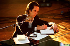 Nick Cave's anguish at the loss of his 15-year-old son last year hangs from every note in Skeleton Tree.