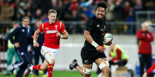In Super Rugby this year, Ardie Savea was the man who had to be talked about. Photo / Getty Images