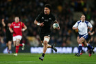 Ardie Savea is up for breakthrough player of the year. Photo / Getty Images