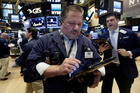 Markets were nervously awaiting a speech by US Federal Reserve Governor Lael Brainard. Photo / AP