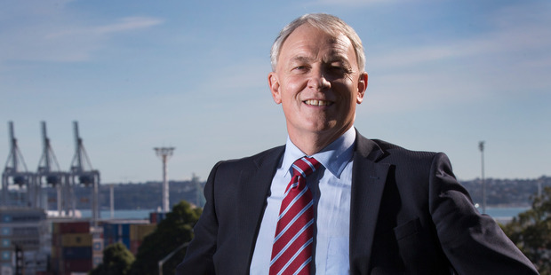 Auckland Mayoral candidate Phil Goff wants a 10c charge on plastic supermarket bags. Photo / Nick Reed