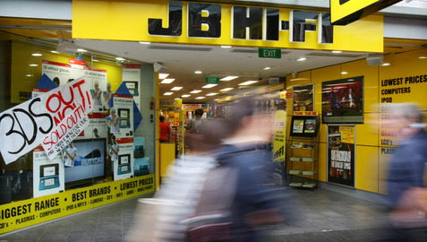 JB Hi-Fi to Buy Good Guys Electronics Chain for A$870 Million