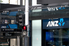 ANZ bank is said to be considering the closure of five rural branches. Photo/Steven McNicholl.