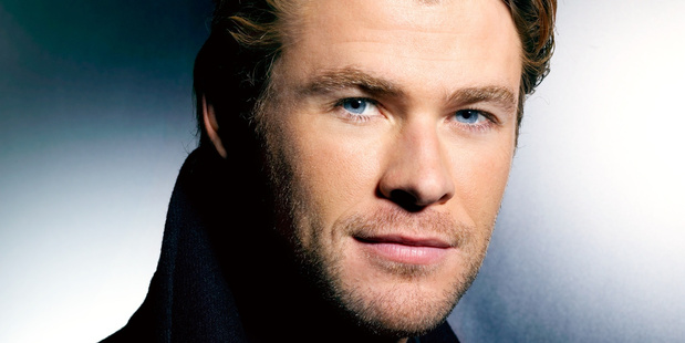 supplied by Paramount for Timeout use only ; Chris Hemsworth from the movie - Thor