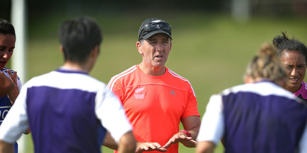 MOVING ON: Tauranga resident Sean Horan has stood down as Black Ferns Sevens coach. PHOTO: File