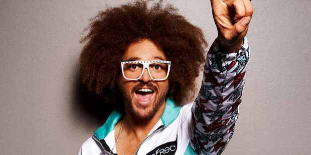 In the lengthy letter, SkyBlu (now known as 8ky) accused 41-year-old Redfoo of stealing the LMFAO brand that they built together. Photo / Supplied