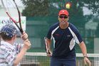 Gate Pa Tennis coach Peter Blow will run the Hotshots Tennis programme. Photo/File