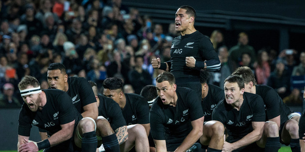 The All Blacks continue to set the standard in world rugby in 2016. Photo / Jason Oxenham